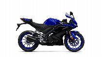 Motorrad Mieten & Roller Mieten YAMAHA YZF-R125 (Sport)