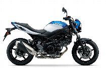 Motorrad Mieten & Roller Mieten SUZUKI SV 650 A ABS 35kW (Naked)