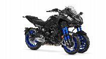 Motorrad Mieten & Roller Mieten YAMAHA Niken 900 (Touring)