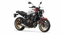 Motorrad Mieten & Roller Mieten YAMAHA XSR 700 (Retro)