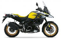 Motorrad Mieten & Roller Mieten SUZUKI DL 1000 A V-Strom XT ABS (Enduro)