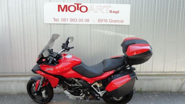 Motorrad kaufen DUCATI 1200 Multistrada ABS S Touring Occasion