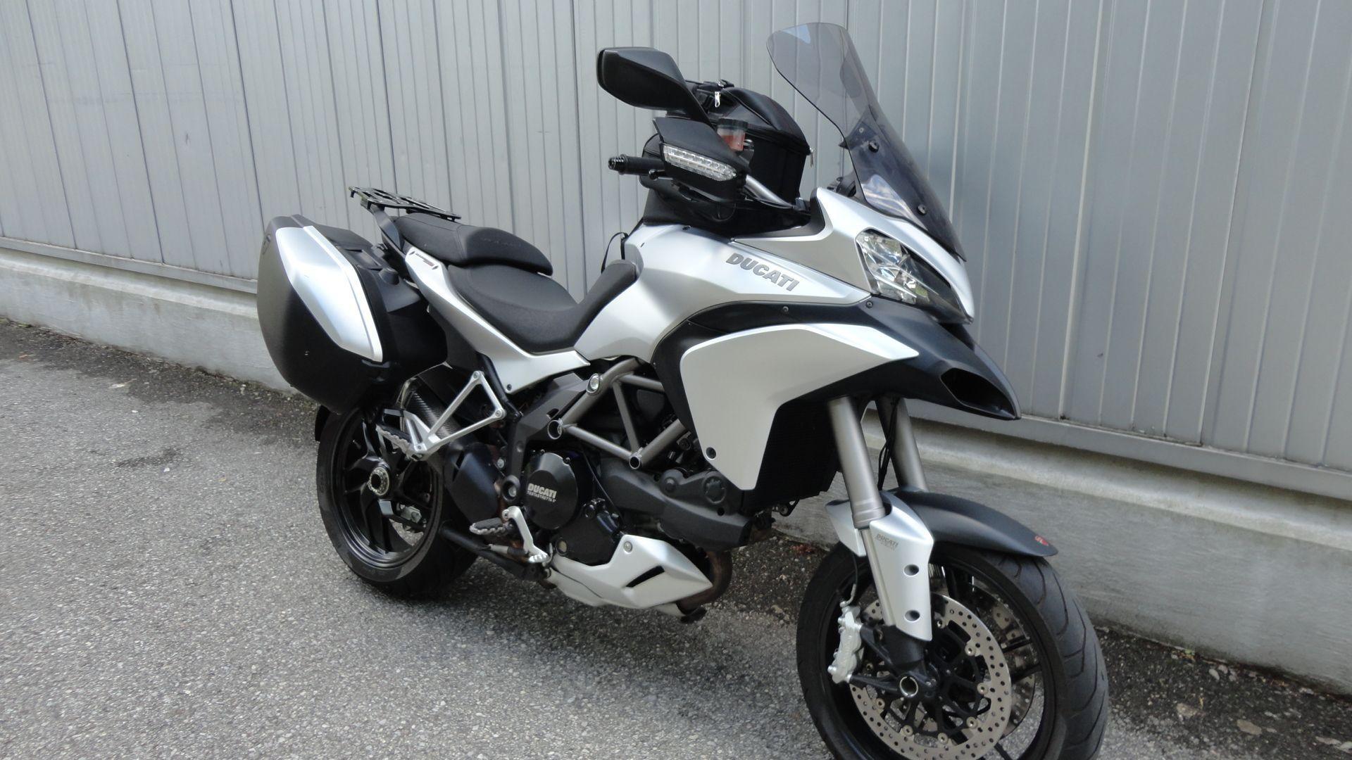 motorrad occasion kaufen ducati 1200 multistrada abs moto art sagl grancia. Black Bedroom Furniture Sets. Home Design Ideas