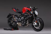 Acheter moto MV AGUSTA Brutale 800 ABS ROSSO Naked