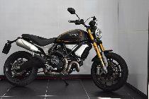 Motorrad kaufen Occasion DUCATI 1100 Scrambler (retro)