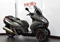 Motorrad kaufen Occasion PEUGEOT Metropolis 400 (roller)