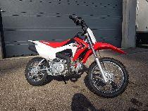 Motorrad kaufen Vorführmodell HONDA Cross (motocross)