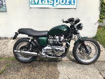 Motorrad kaufen Occasion TRIUMPH Bonneville T100 800 (retro)