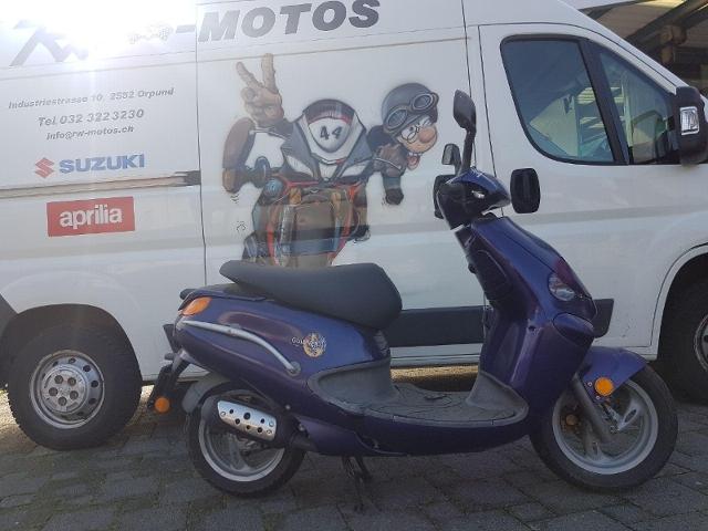 Motorrad kaufen APRILIA Gulliver 50 Occasion