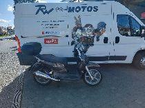 Motorrad kaufen Occasion APRILIA Scarabeo 125 Light (roller)