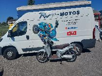 Motorrad kaufen Occasion APRILIA Scarabeo 50 (roller)