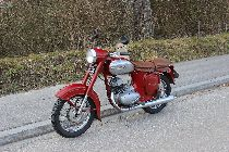 Motorrad kaufen Oldtimer JAWA 125 Typ 453
