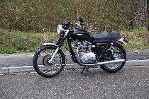 Motorrad kaufen Occasion TRIUMPH T 140 (touring)