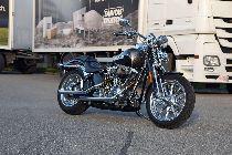 Motorrad kaufen Occasion HARLEY-DAVIDSON FXSTSSE2 1802 Screamin Eagle Softail Spr. (custom)