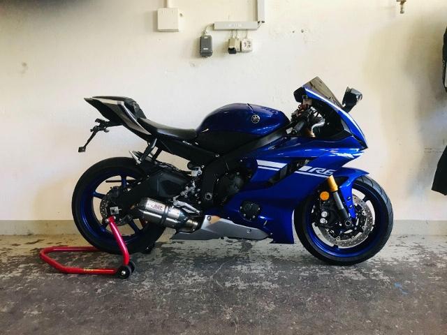 Motorrad kaufen YAMAHA R6 Occasion
