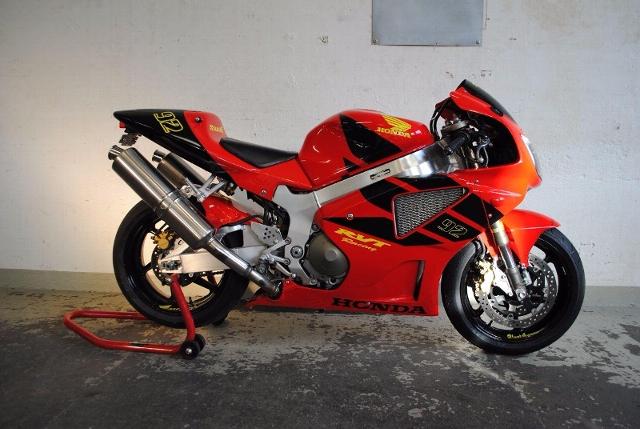Motorrad kaufen HONDA VTR 1000 HRC-S1 Occasion