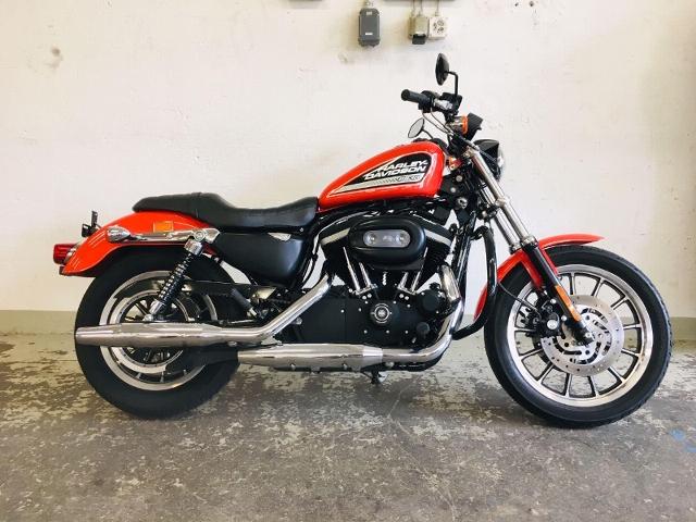 Motorrad kaufen HARLEY-DAVIDSON XL 883 R Sportster Roadster Occasion