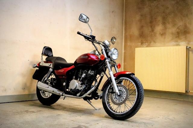 Motorrad kaufen KAWASAKI Eliminator 125 Ab 16. Jahren Occasion