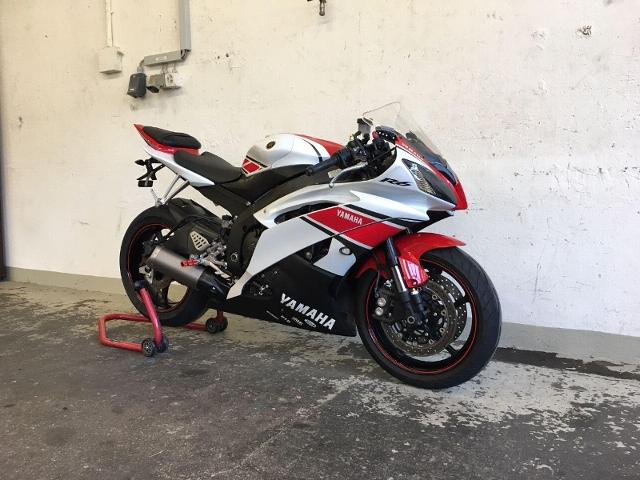 Motorrad kaufen YAMAHA YZF-R6 35kW Top Zustand! Occasion