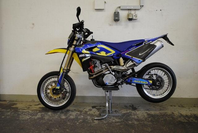 Motorrad kaufen HUSQVARNA 570 SM R  Monobike Occasion