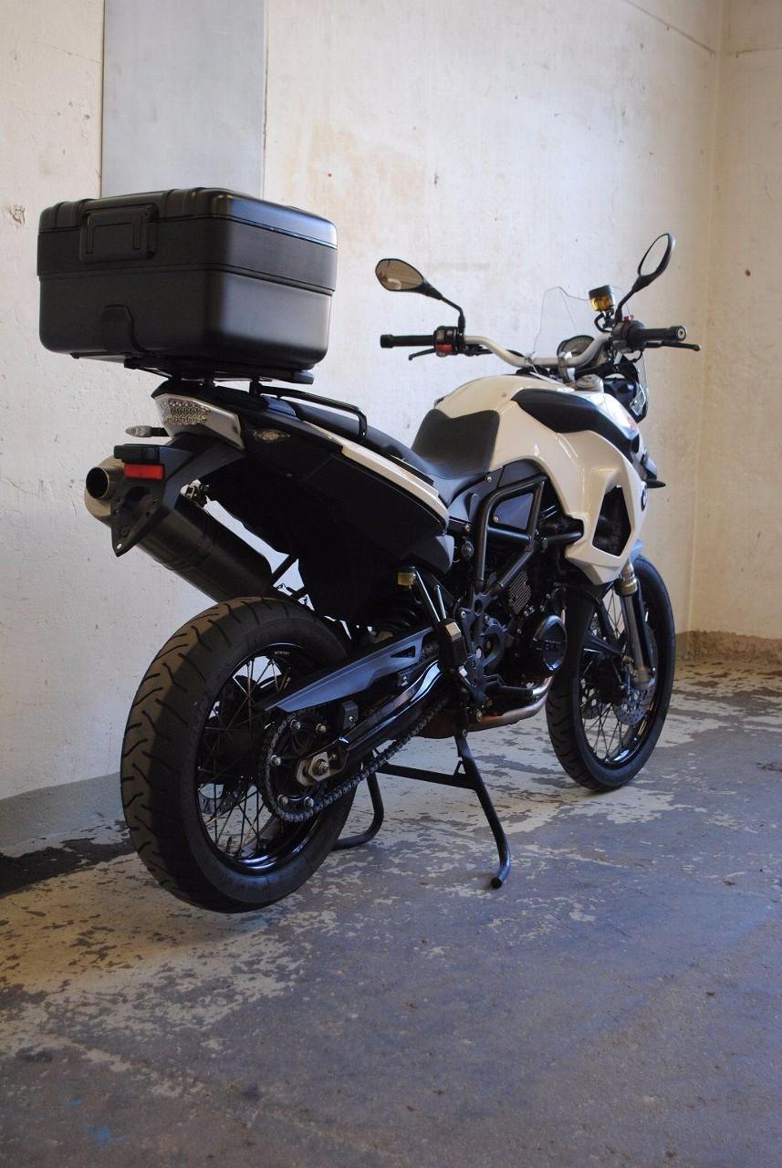 motorrad occasion kaufen bmw f 800 gs mit top case moto meile gmbh biglen. Black Bedroom Furniture Sets. Home Design Ideas