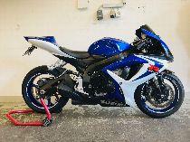Töff kaufen SUZUKI GSX-R 600 U3 Spezial Design Sport