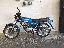 Motorrad kaufen Occasion HONDA CB 125 N (touring)