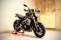 Motorrad kaufen Occasion YAMAHA MT 09 ABS (naked)