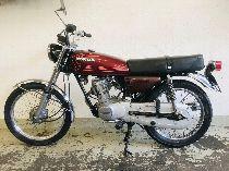 Motorrad kaufen Occasion HONDA CG 125 (touring)