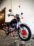 Motorrad kaufen Occasion HONDA CM 125 T (custom)