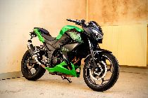 Motorrad kaufen Occasion KAWASAKI Z 300 ABS 25kW (naked)