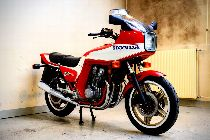 Motorrad kaufen Occasion HONDA CB 900 SC 01 (custom)