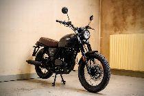Motorrad kaufen Occasion BRIXTON BX 125 R (retro)