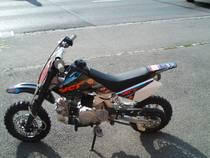 Acheter une moto Occasions MINIBIKE Alle (motocross)