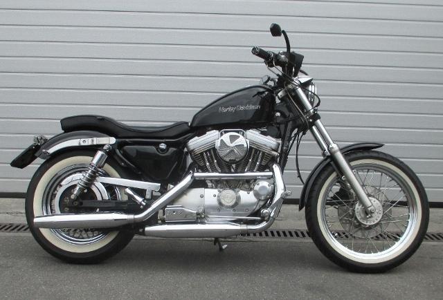Motorrad kaufen HARLEY-DAVIDSON XLH 883 Sportster Occasion