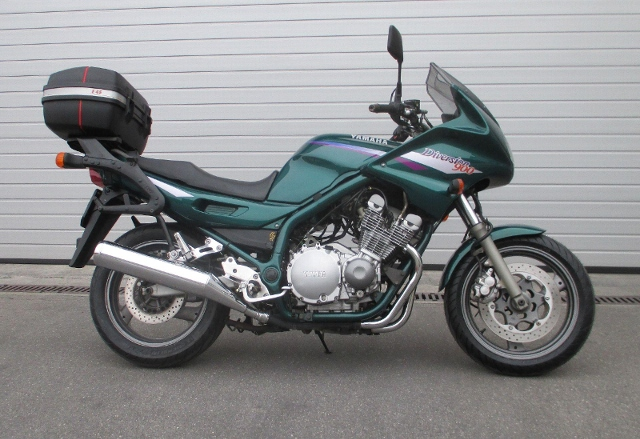 Motorrad kaufen YAMAHA XJ 900 S Occasion