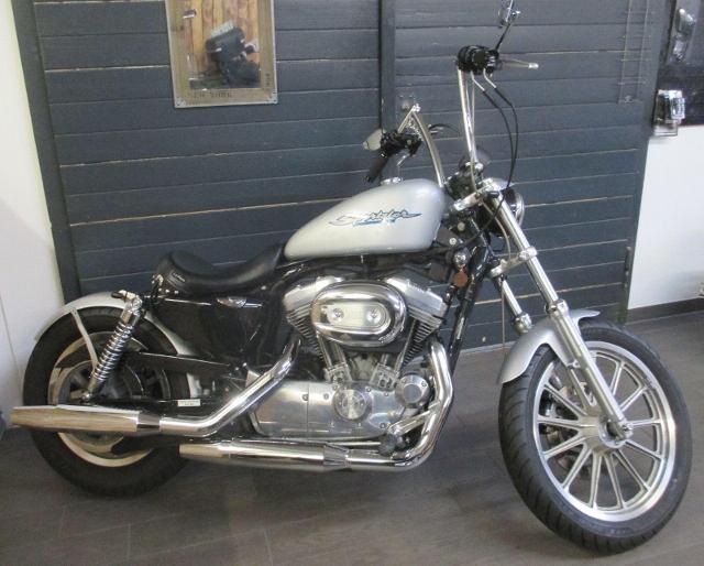 Motorrad kaufen HARLEY-DAVIDSON XLH 883 Sportster 25kW Occasion