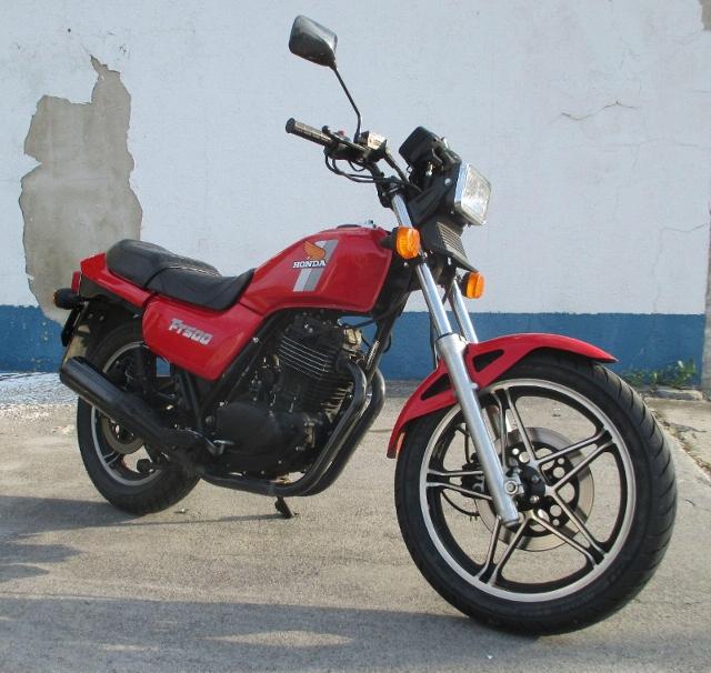 Motorrad kaufen HONDA FT 500 Occasion