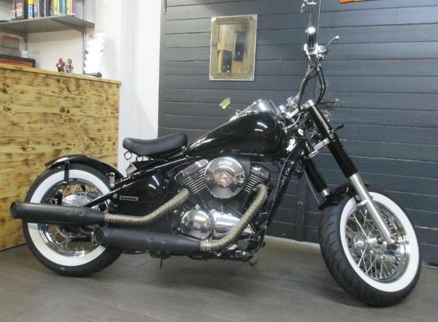 Motorrad kaufen KAWASAKI VN 800 Classic B2R Bobber Occasion