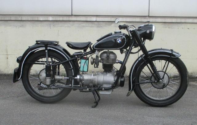 Motorrad kaufen BMW R25 Oldtimer