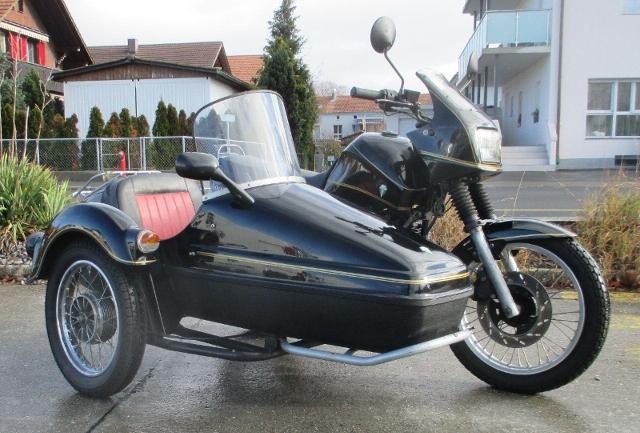 Motorrad kaufen MZ 500 Saxon Tour Gespann Occasion