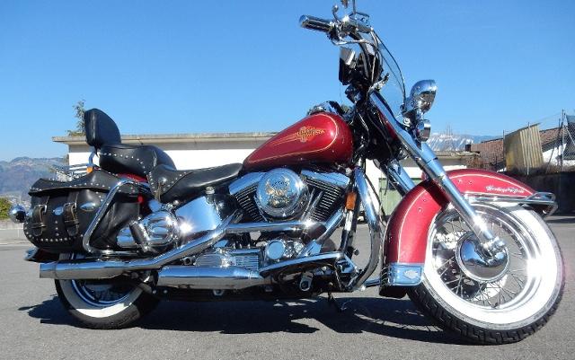 Motorrad kaufen HARLEY-DAVIDSON FXST 1340 Softail Standard Occasion