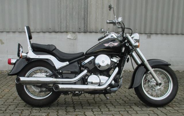 Motorrad kaufen KAWASAKI VN 800 Classic Occasion