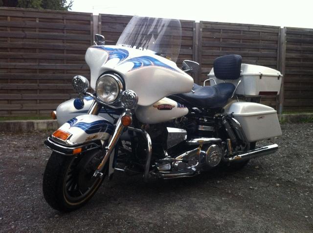Motorrad kaufen HARLEY-DAVIDSON FLH 1340 Electra Glide Occasion