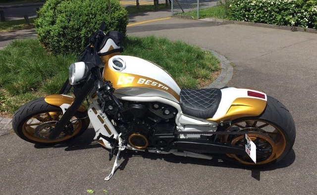 Motorrad kaufen MCS NLC Rod One Occasion