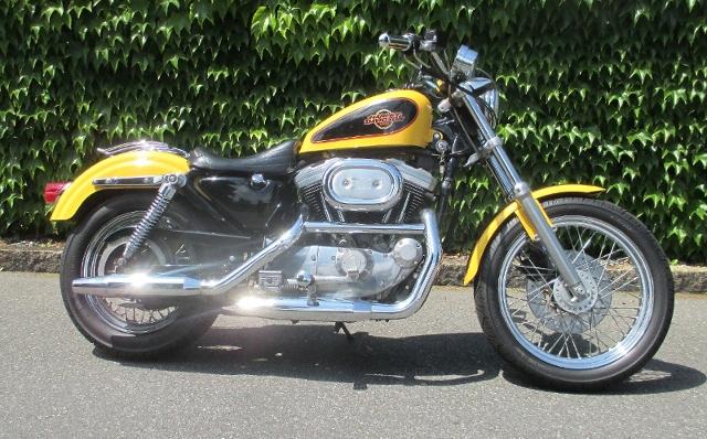Motorrad kaufen HARLEY-DAVIDSON XLH 1200 Sportster Occasion