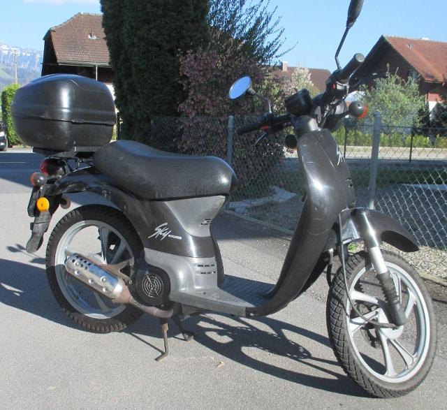 Motorrad kaufen HONDA SGX 50 Sky Occasion