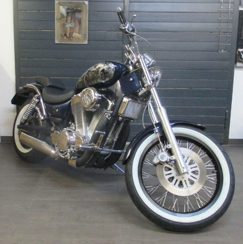 Motorrad kaufen SUZUKI VS 1400 G Intruder Occasion