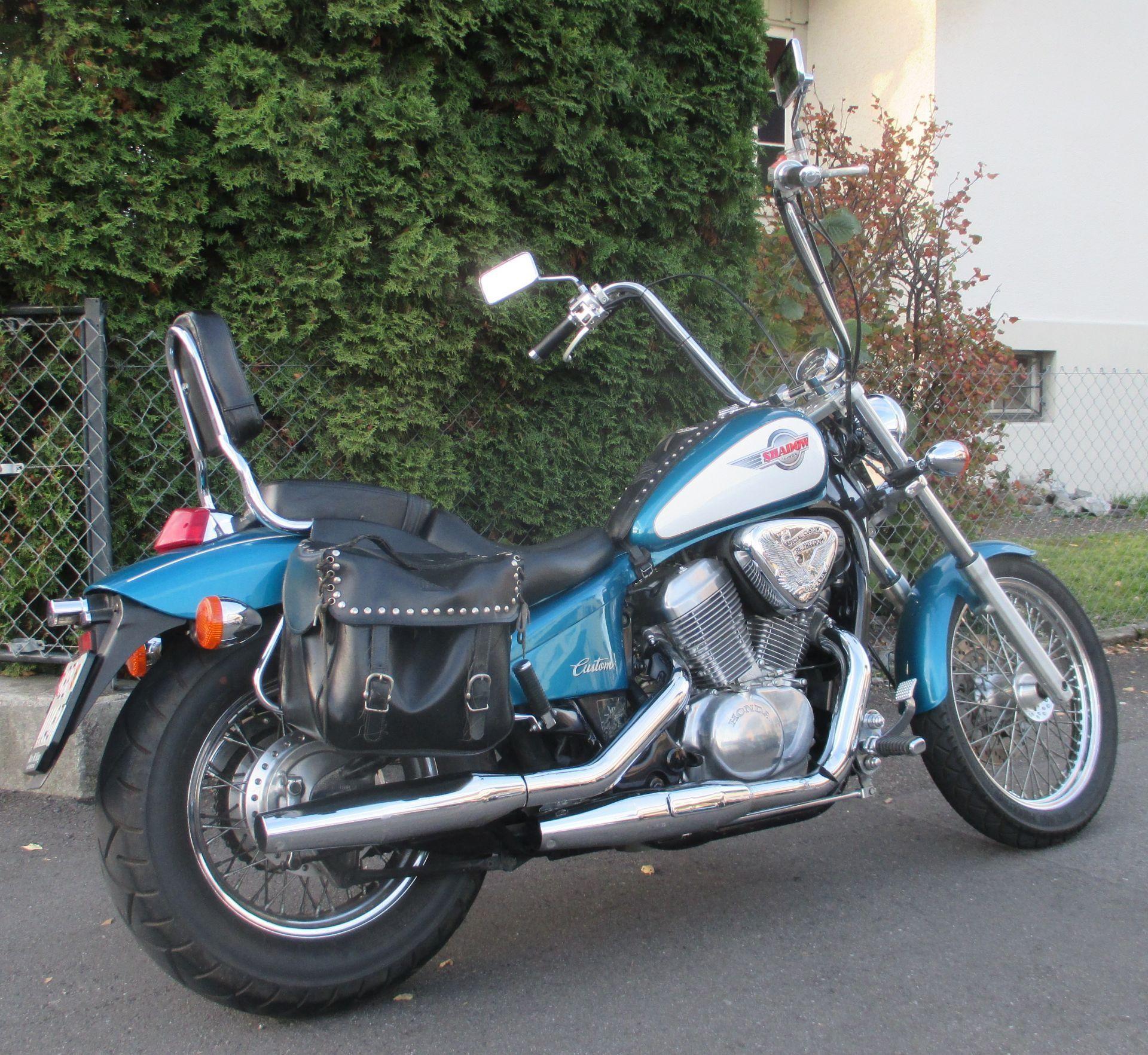 motorrad occasion kaufen honda vt 600 c shadow bikes 2. Black Bedroom Furniture Sets. Home Design Ideas