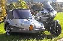 Motorrad kaufen Occasion HONDA ST 1100 Pan European (gespann)